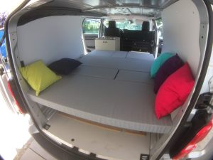 Citroën Jumpy 3 XL Combi Free amenage camping car