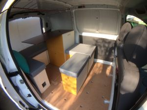 Citroen Jumpy 2 L1 van Combi Homely